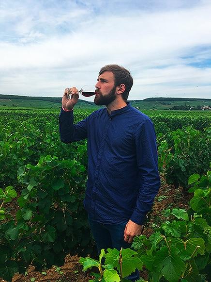 Benjamin DA SILVA, fine wines & spirits merchant